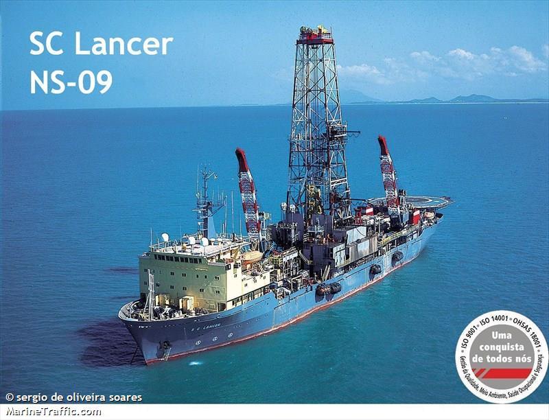 SC Lancer - ©Sergio de Oliveira Soares/MarineTraffic